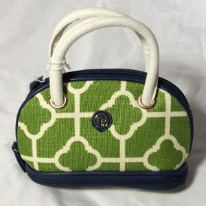 Spartina 449 Handled Cosmetic Bag
